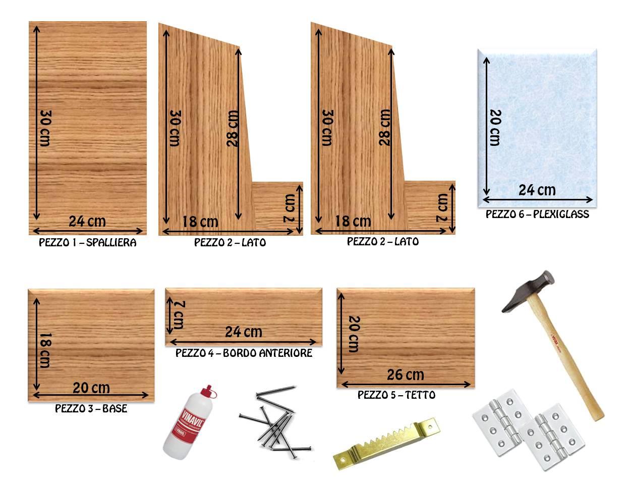 spesso Costruire Casetta Per Uccellini #2267 | msyte.com Idee e foto di  BF35