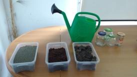 Diversi tipi di suolo, diversa permeabilità